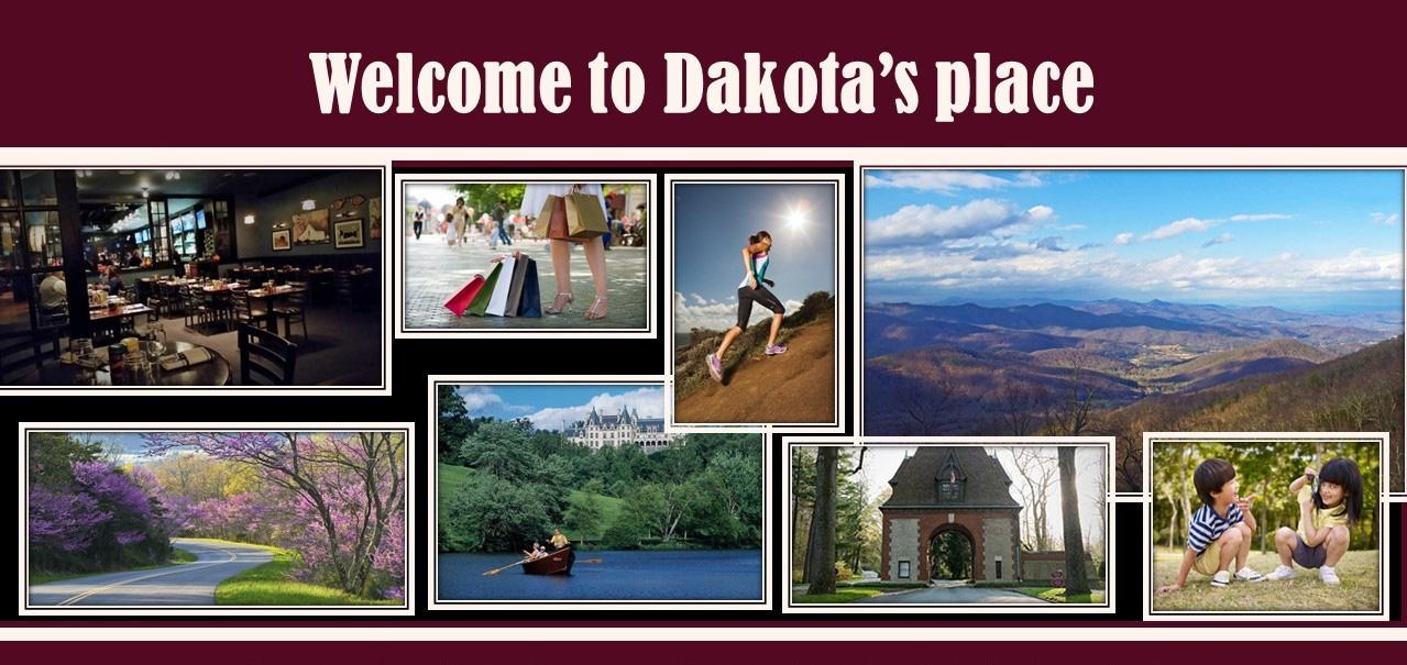 Dakotas Place Brochure Cover