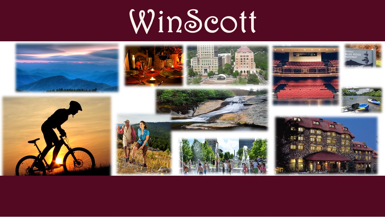 Winscott Brochure Cover